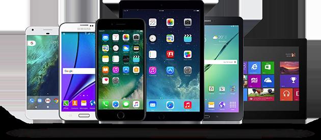 Tronix.at Slider Handy & Tablet Service